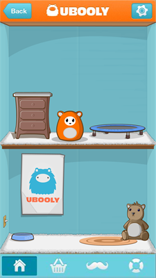 Ubooly App Screenshot
