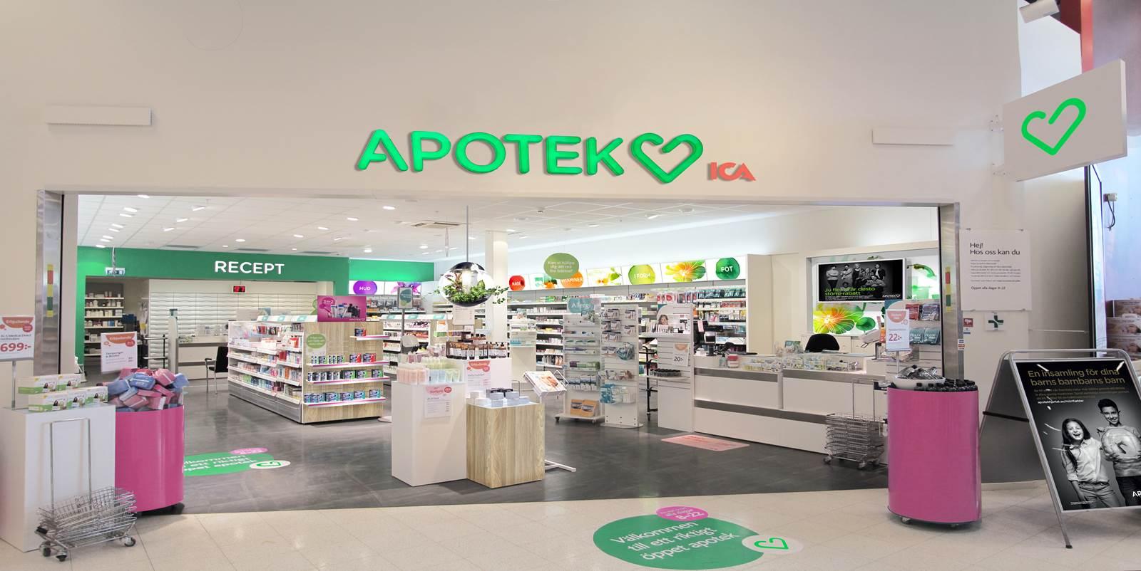 apotek center syd löddeköpinge