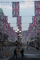 Union Flags return on Regent Street, London W1_Image 2
