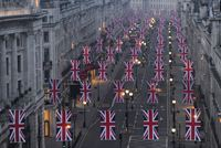 Union Flags return on Regent Street, London W1_Image 3