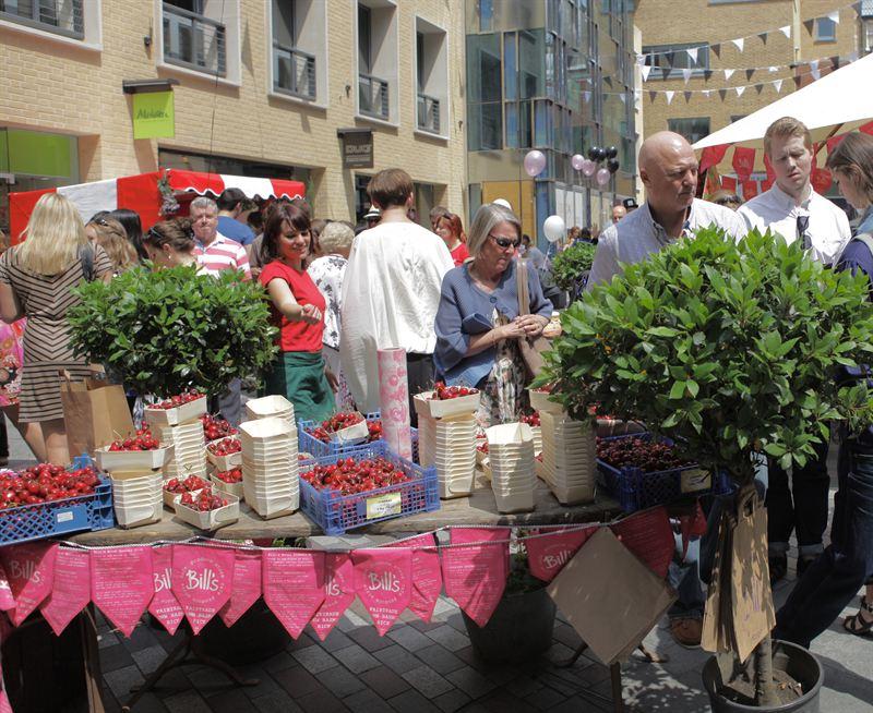 Carnaby Food Festival