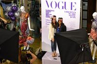 Liberty Vogue Fashion Night Out Regent Street London W1