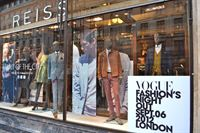 Reiss Vogue Fashion Night Out Regent Street London W1