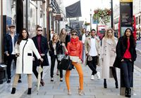 REGENT STREET FASHION FLAUNT 4