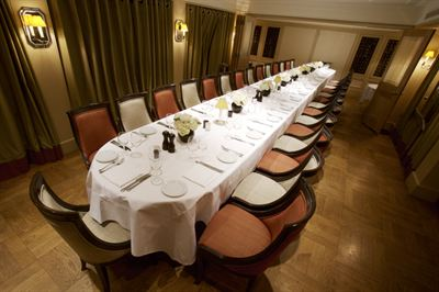Francos Long table of 24