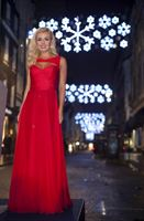 St James s Christmas Lights 2012 - Katherine Jenkins 2