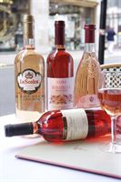Franco s Rose wine