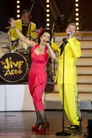 Ms. Rebecca Grant and Ian Clarkson, Jive Aces