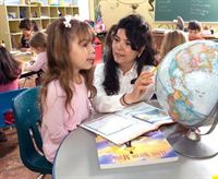 tutor-and-globe