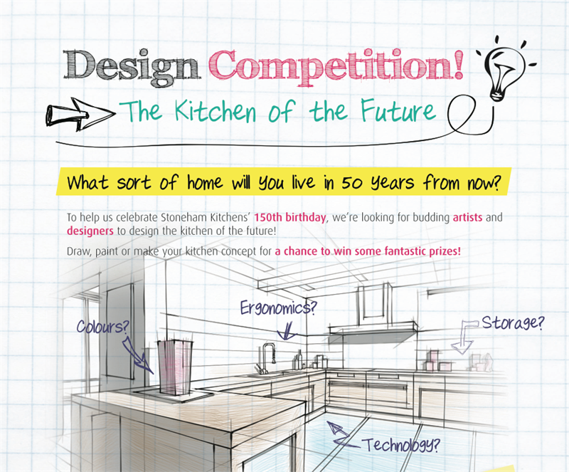 Win A New Kitchen Competition