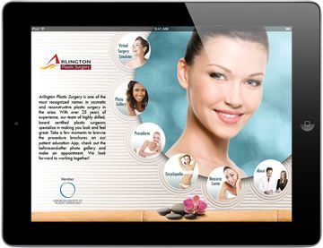 ASPS Practice Marketing App