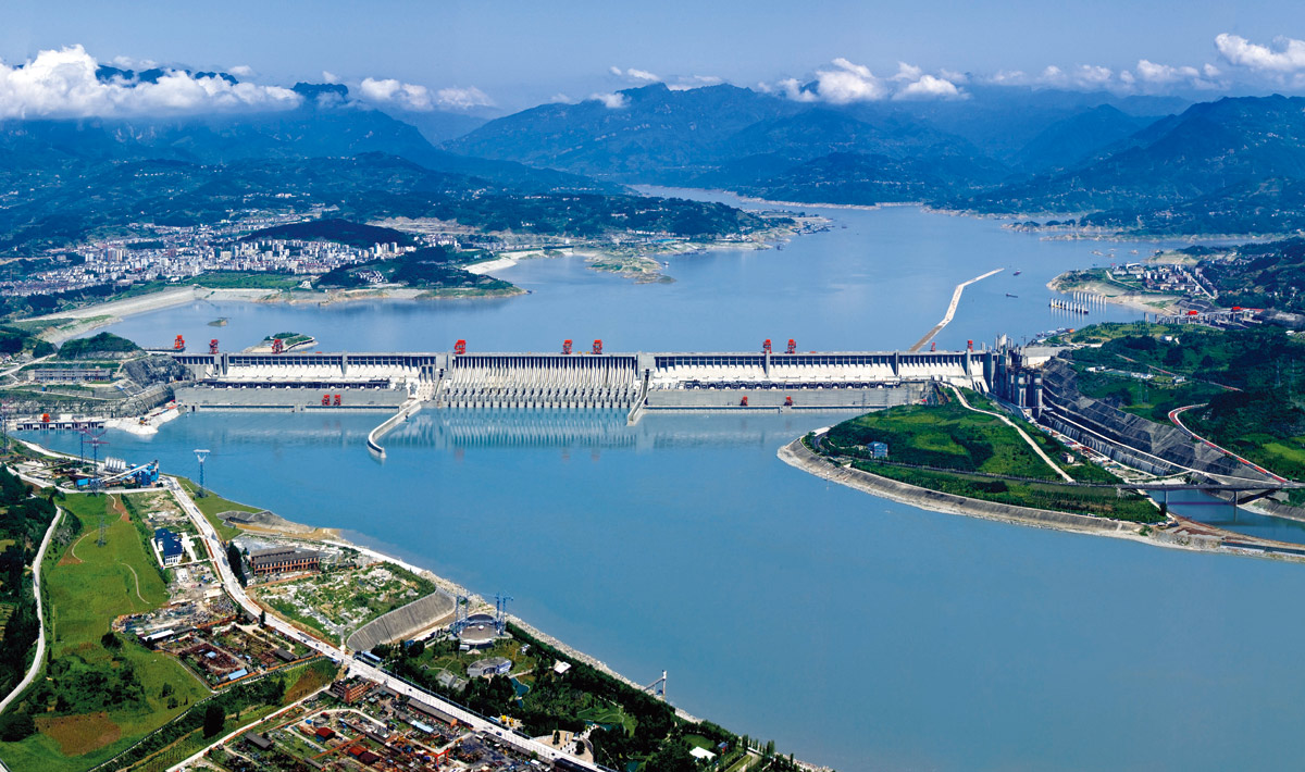 the three gorges dam essay