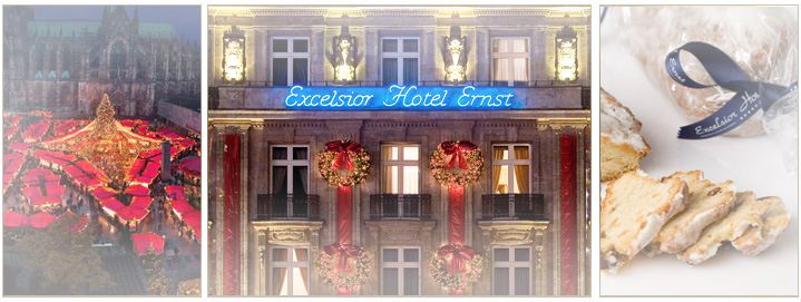 Excelsior Hotel Ernst joins Cologne's Cathedral Christmas market ...
