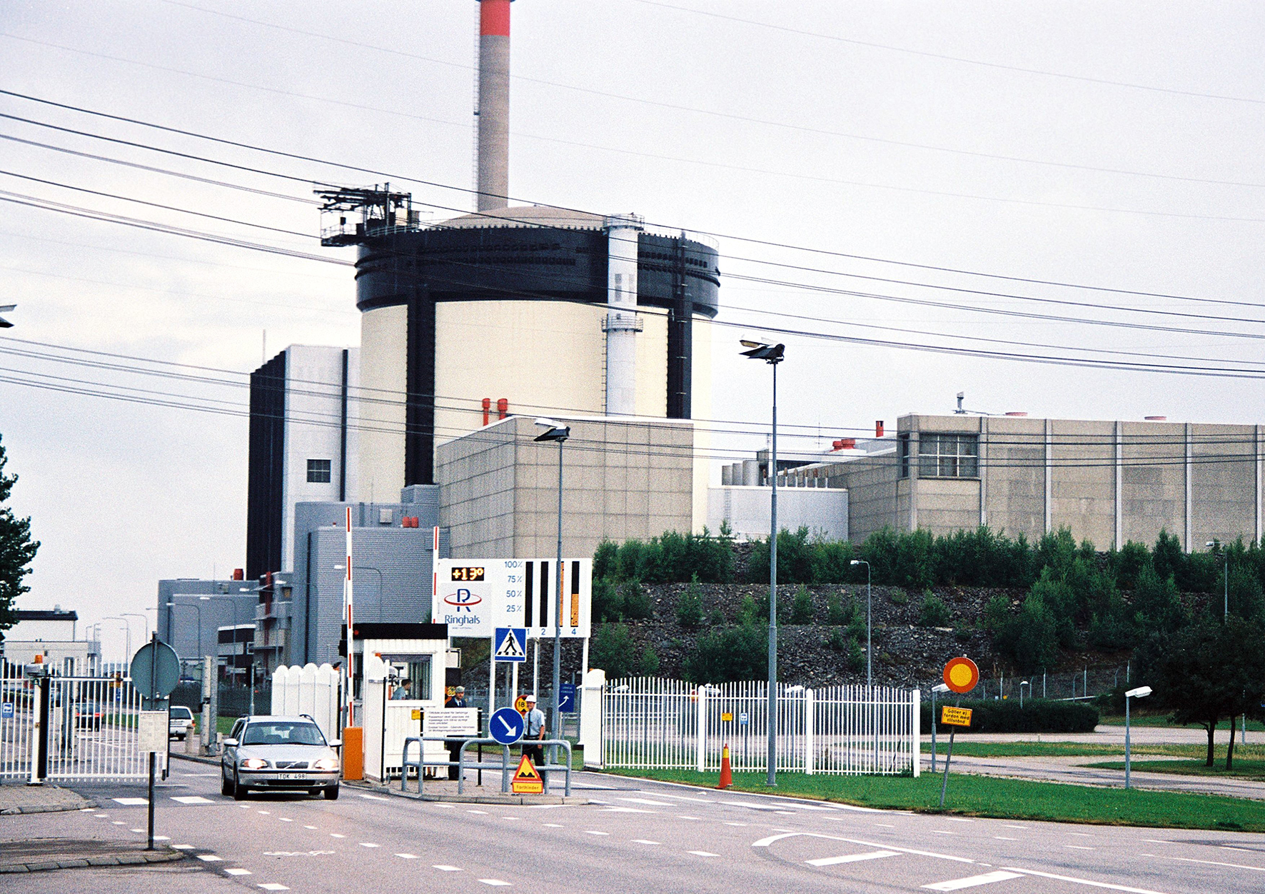 Ringhals nuclear station 1
