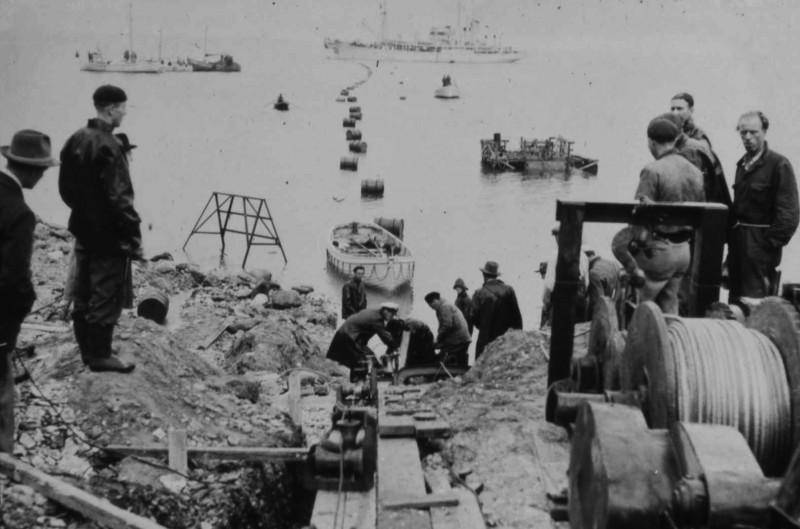 Gotlandslänken historisk bild