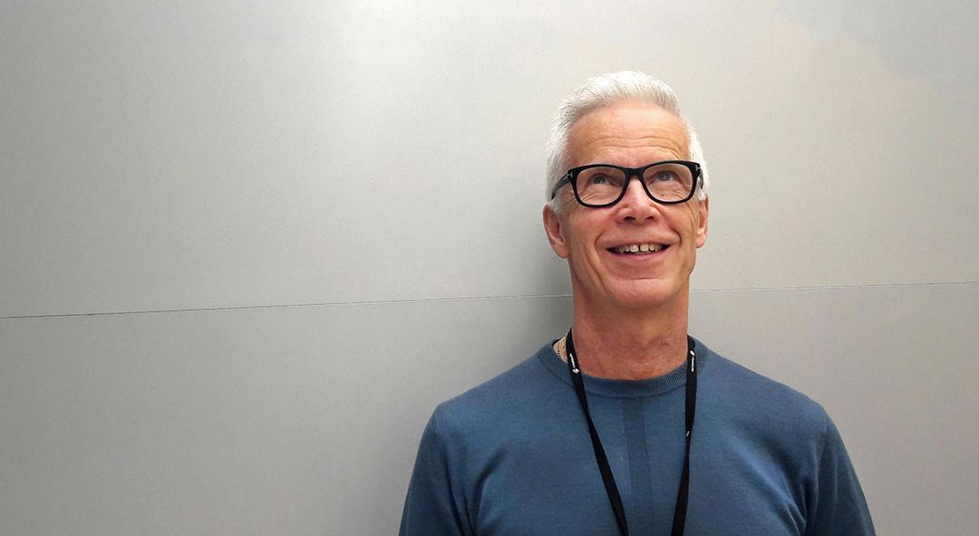 Vattenfalls klimatcoach Lasse Ejeklint