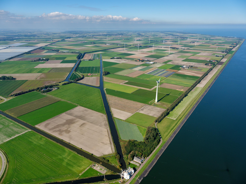 Wieringermeer vindkraftpark