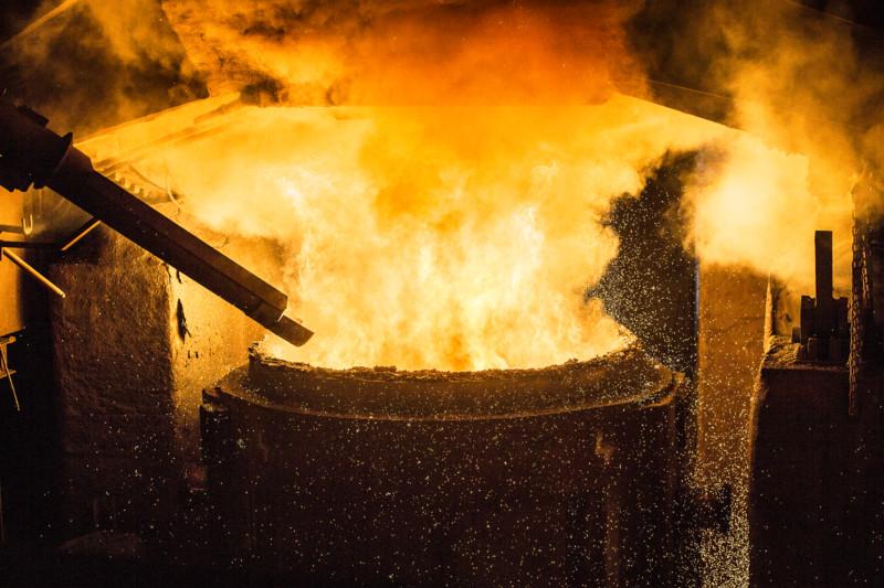 Ovako Steel melt Hofors ppt