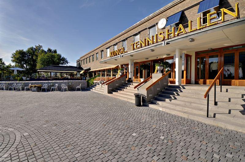 OUTDOOR RoyalTennisHall Stockholm