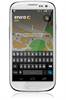 android eniro search front