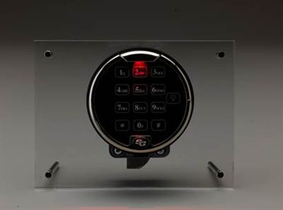 Lighted Keypad 2
