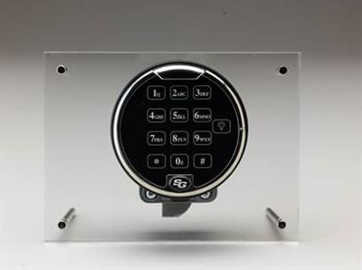 Lighted Keypad 1
