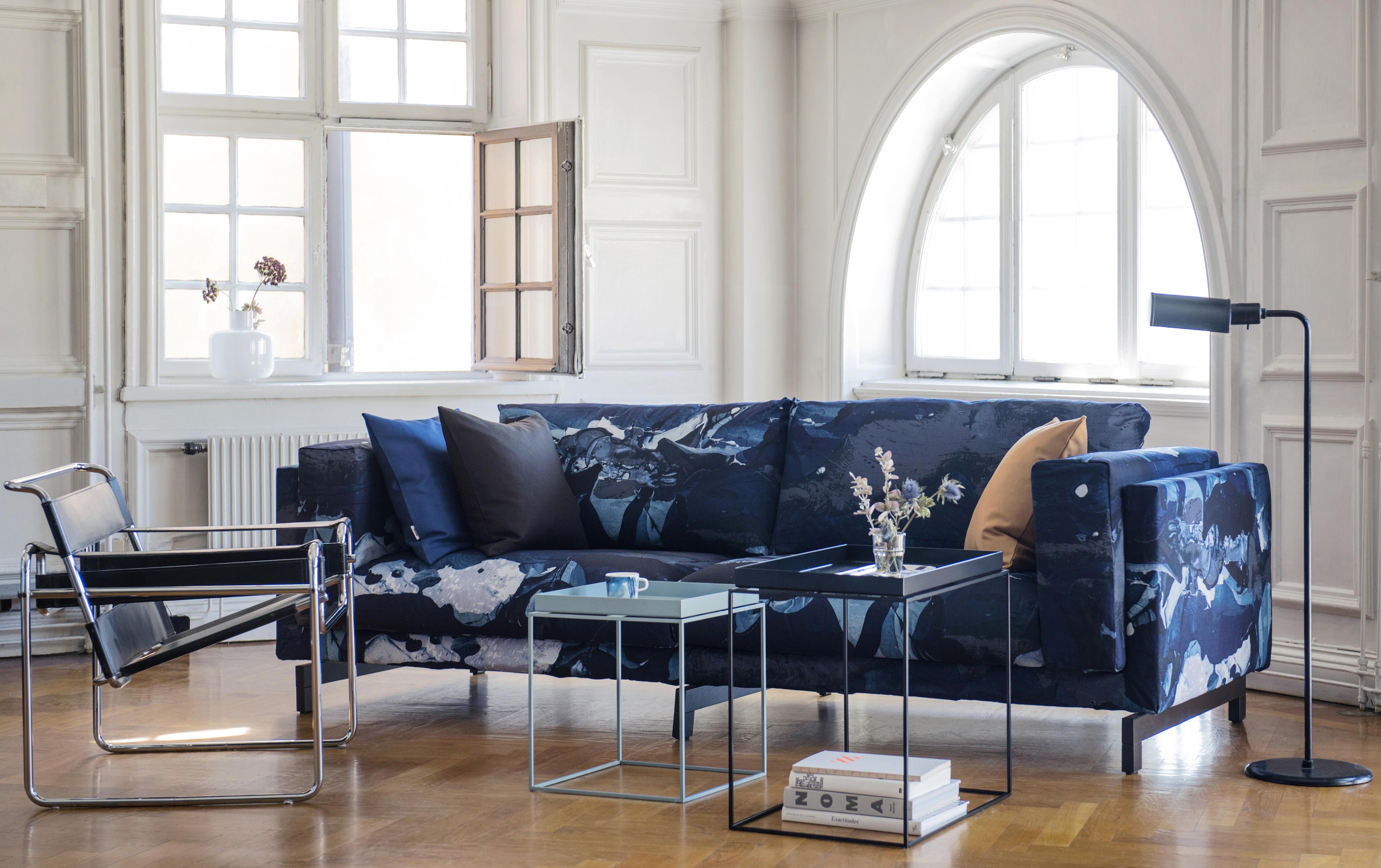 Nockeby f r att himlen r bl bemz for Housse pour sofa