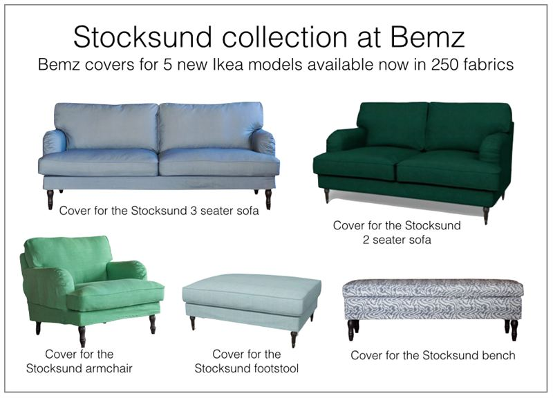 Stocksund Collection At Bemz Bemz