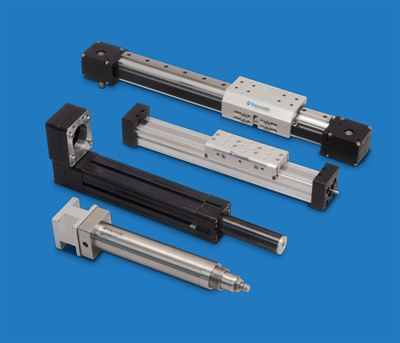 Tolomatic electric actuators, available on Rockwell Automation