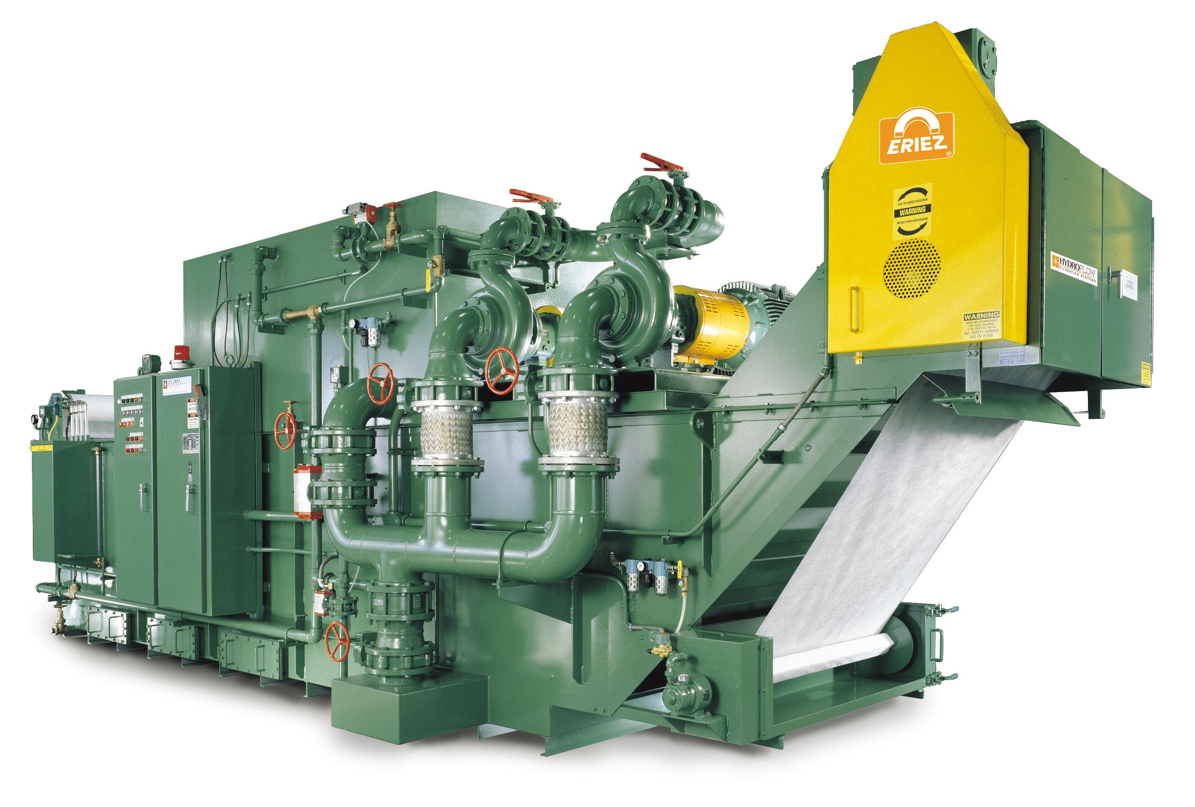 Hydroflow Automatic Vacuum Filtration System Stevens