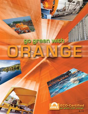 Eco-Certified Brochure Cover