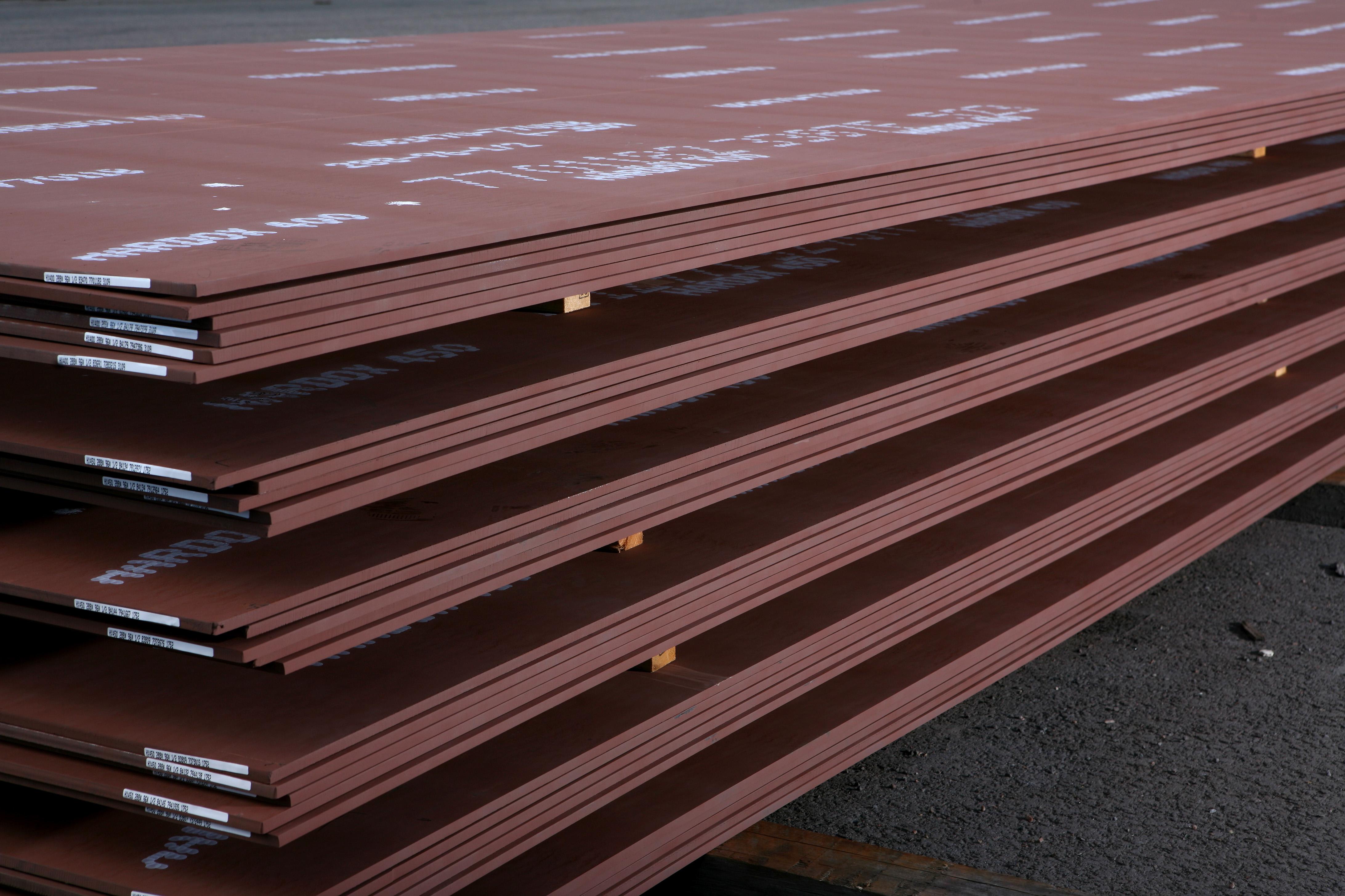 Hardox stål