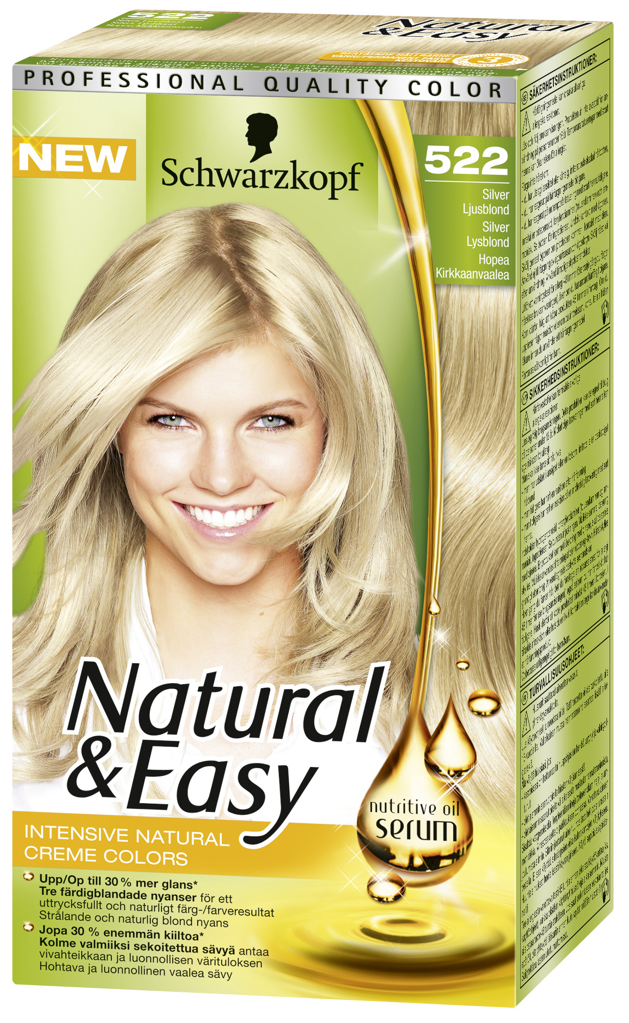 Natural Easy 522