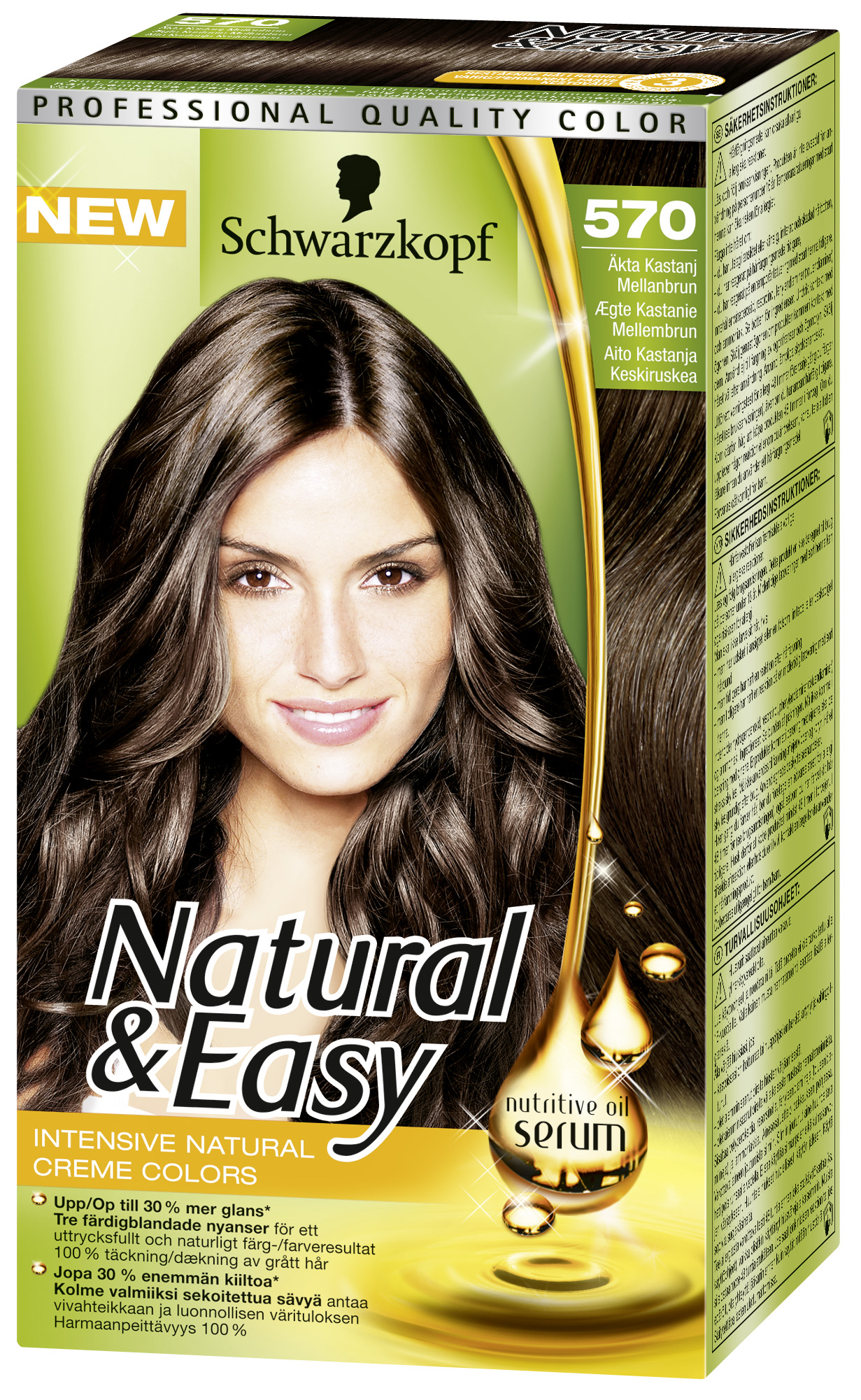 Natural Easy 570