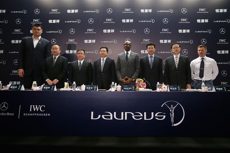 2015 Laureus World Sports Awards Announcement