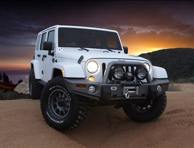 Stage 4 XPLORE Jeep Wrangler
