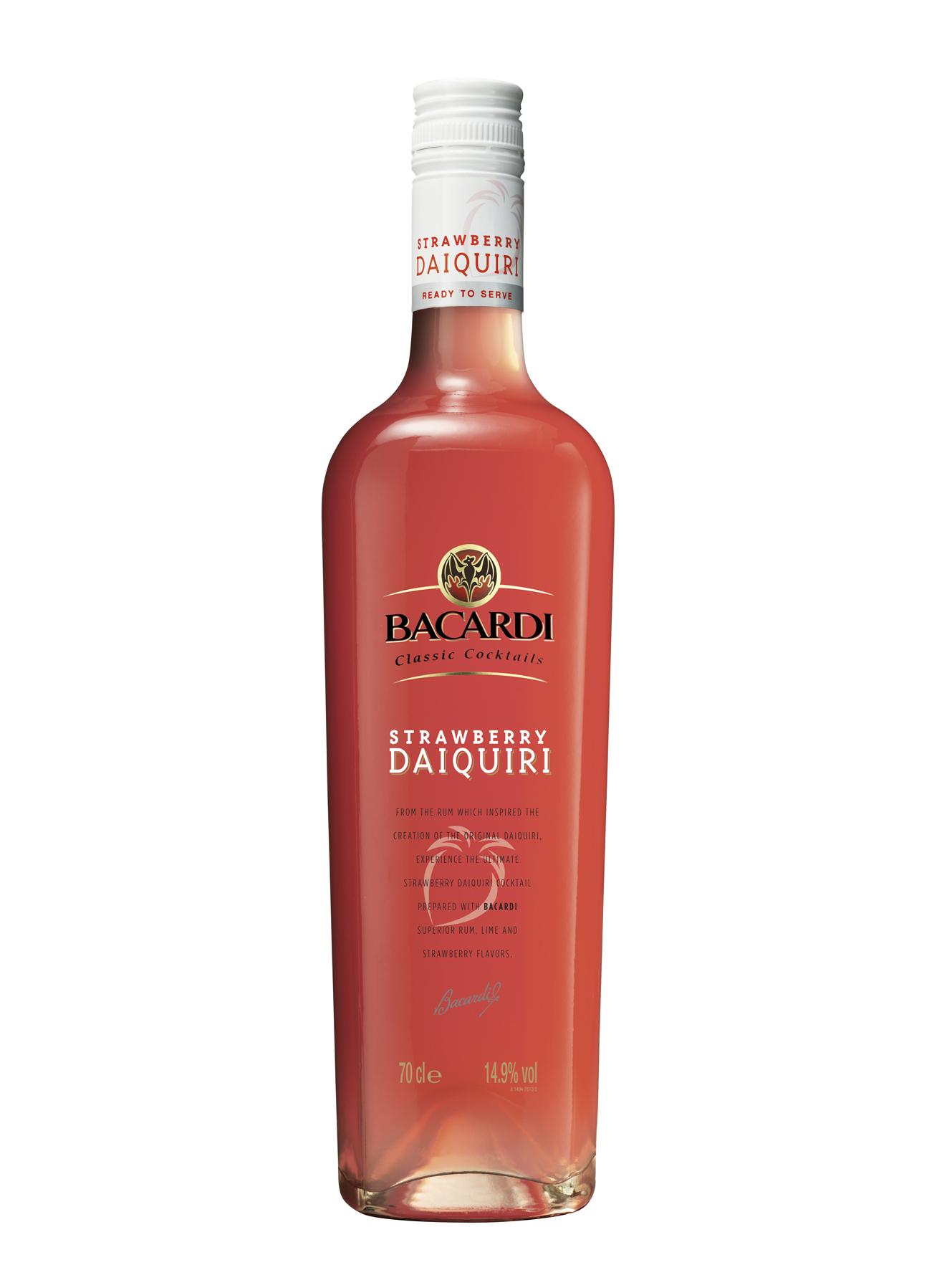 Bacardi daiquiri vinmonopolet