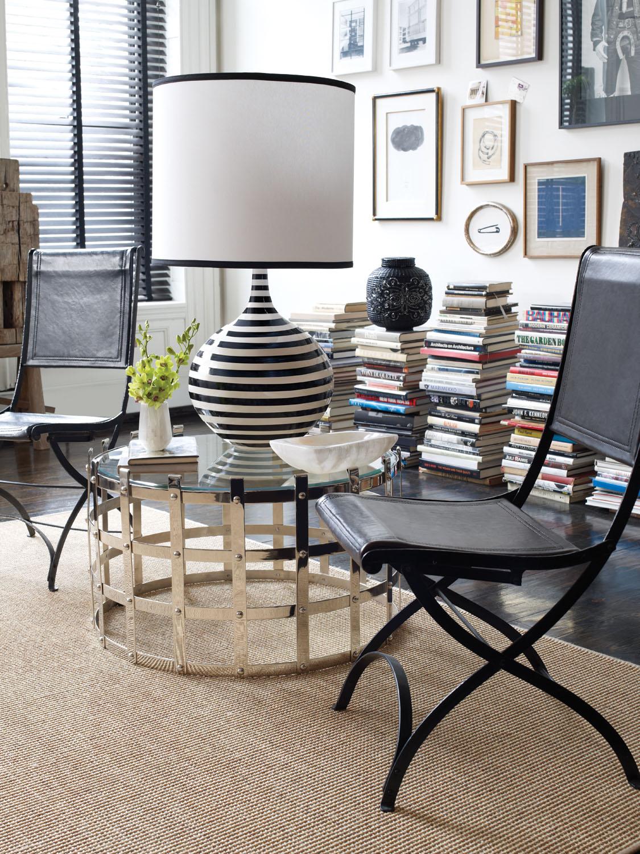 Riviera Lamp from LS by Lazy Susan - Jan MacLatchie Brand Strategist