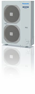 Panasonics New Mini ECOi VRF