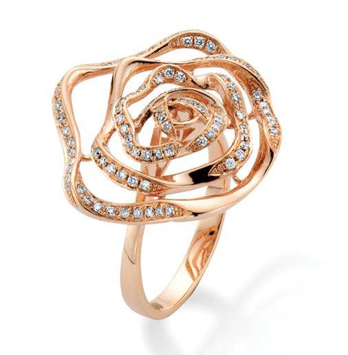 Clogau Royal Roses Ring