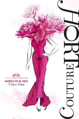 Hort Couture, March 10-18, 2012 at Chicagos Navy Pier