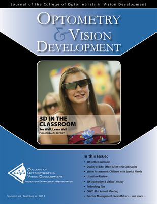 Optometry & Vision Development (OVD)