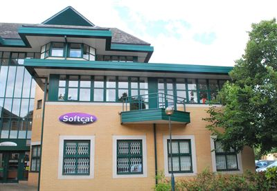 Softcat HQ in Marlow