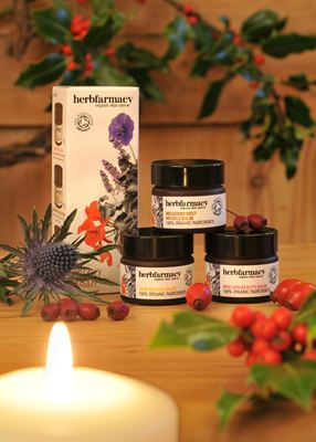 Herbfarmacy Organic Skincare Totally Balmy
