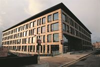 The councils new offices at the Wakefield One building