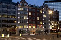 Visualisation of the new InterContinental London Westminster hotel