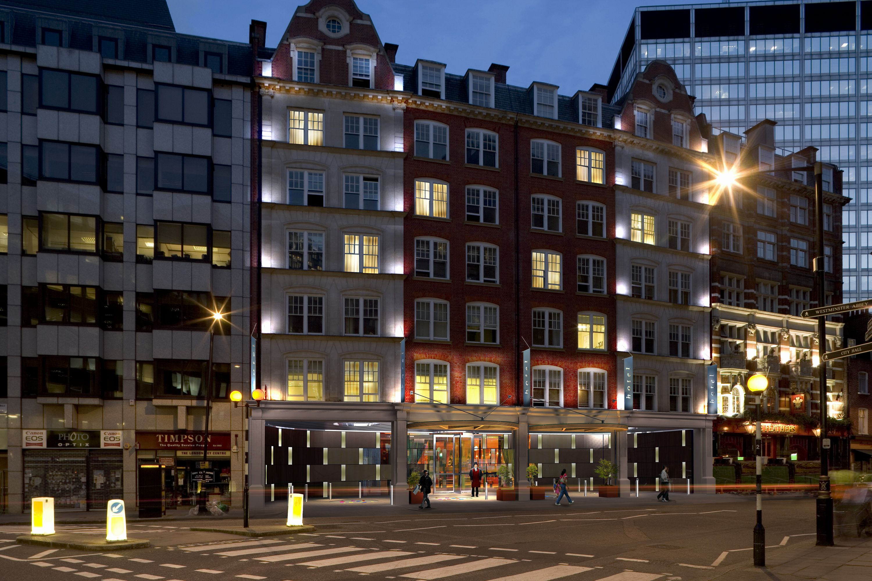 Conrad Hotel London Westminster