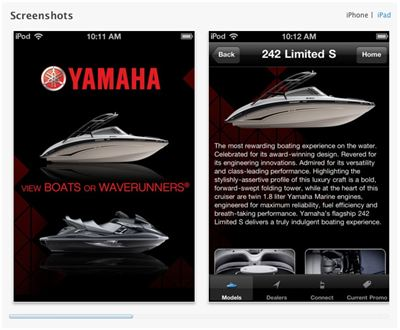 Yamaha Watercraft