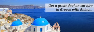 Greece car hire