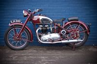 1946 Triumph Speed Twin